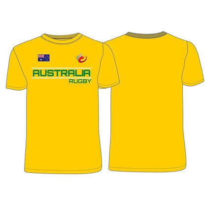 Men's Team Australia World Rugby T-Shirt