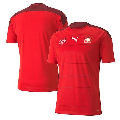 Men's Switzerland Puma National home Jersey