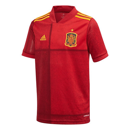 Youth Spain adidas Home Jersey 2020/21