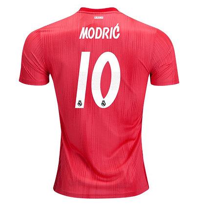 Men's Real Madrid Luka Modric adidas Third Jersey 18/19