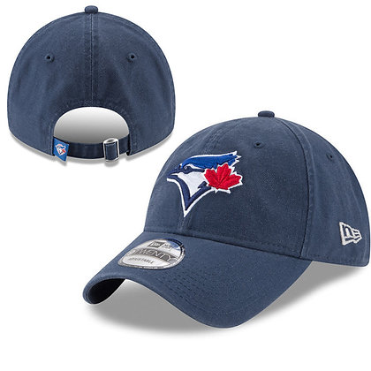 Men's Toronto Blue Jays New Era Royal Core Classic Twill 9TWENTY Adjustable Hat
