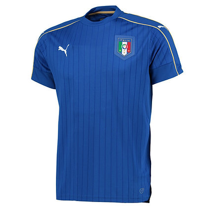 YOUTH's Italy Puma Home replica Jersey 2016-17