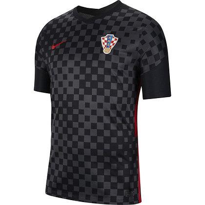 Men's Croatia Stadium Away Nike Euro 2020 Blank Jersey
