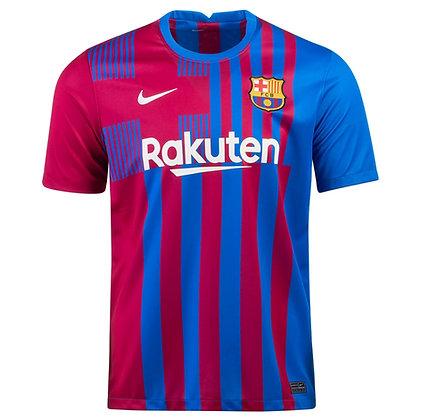 Men's Barcelona Nike Home Jersey 21/22