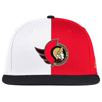 Men's Ottawa Senators Adidas 2020/21 Reverse Retro Snapback Adjustable Hat