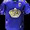 Thumbnail: Men's Los Angles Kings Crown Robitaille #20  Alumni Purple T-shirt