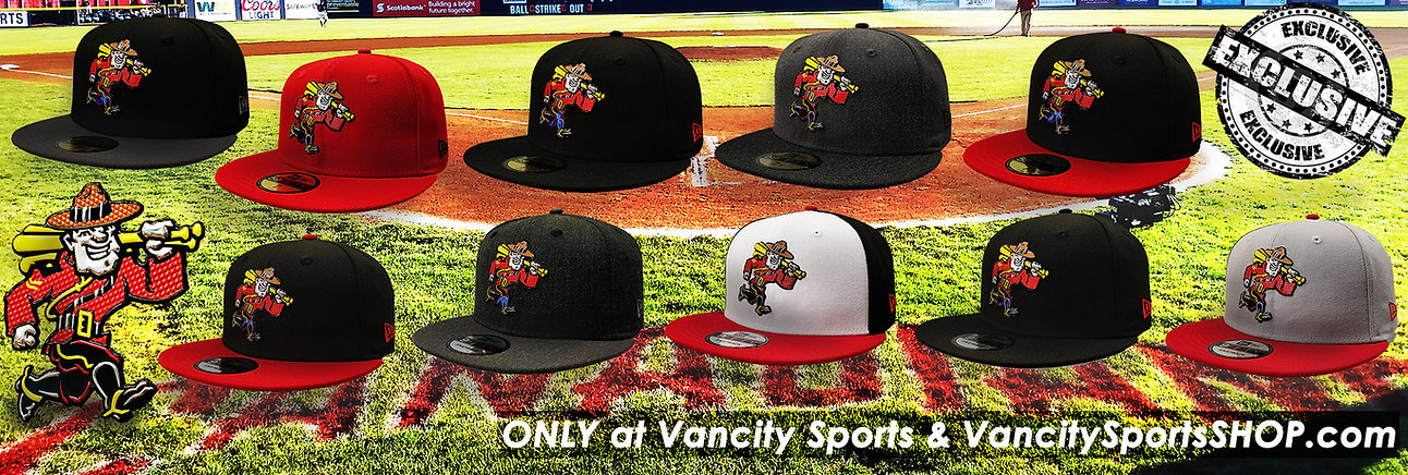 VAn canadians mountie hats Vancity Sport