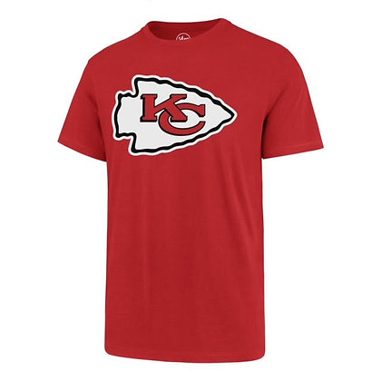 Men's Kansas City Chiefs '47 Brand Red T-Shirt
