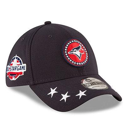 Toronto Blue Jays New Era 2018 All-Star Workout Navy 39THIRTY Flex Hat