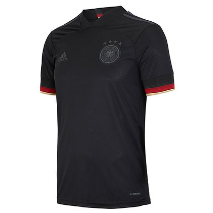 Men's Germany Away adidas Euro 2020 Blank Jersey