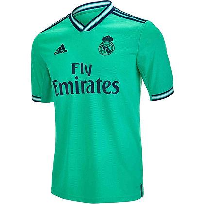 Men's Real Madrid adidas Third Jersey 2019/20