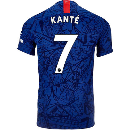 Men's Chelsea Nike Player Name Home Jersey 2019/20