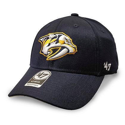 Nashville Predators '47 Brand MVP Adjustable Hat