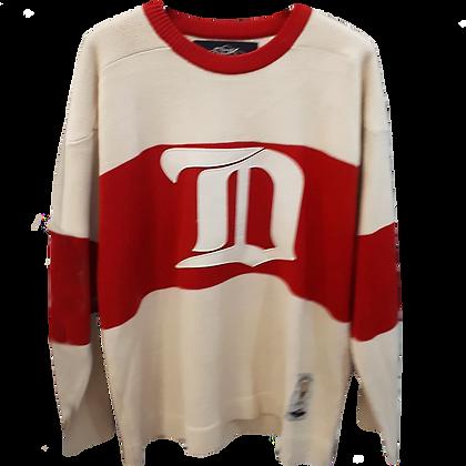 Men's Detroit Red Wings vintage Sweater Reebok Rodger Edwards