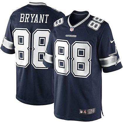 Men's Dallas Cowboys Dez Bryant Nike Navy Limited Jersey