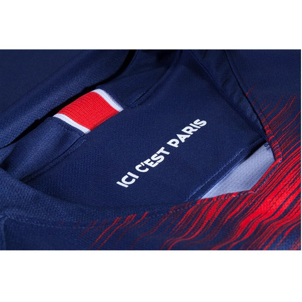 promo code e7750 faa24 Men's Paris Saint-Germain Neymar JR Nike Home Long Sleeve Jersey 2018/19 |  VancitysportsShop
