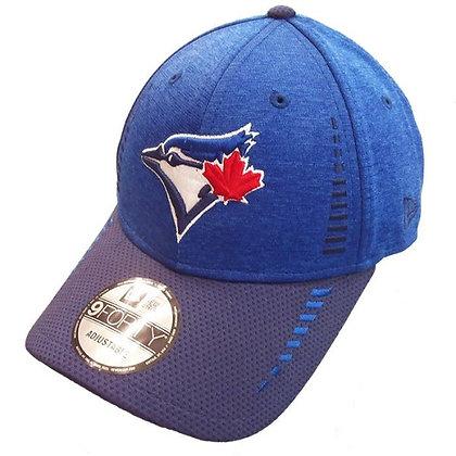 Toronto Blue Jays New Era Speed Royal 9FORTY Adjustable Hat