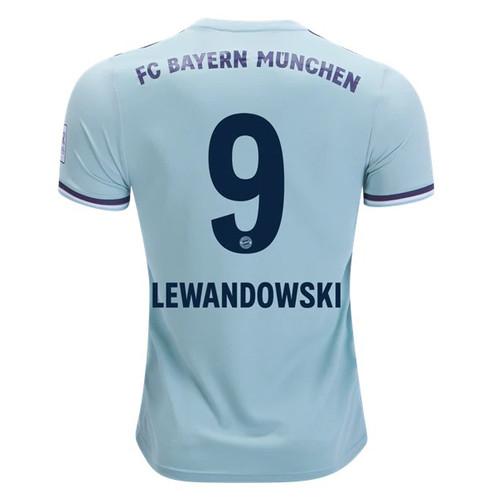 meet 4b961 973f3 Men's Bayern Munich Robert Lewandowski adidas Home / Away / Third Jersey  18/19