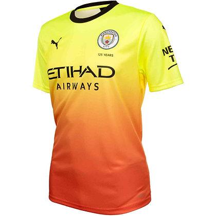 Men's Manchester City PUMA Third Jersey 19/20