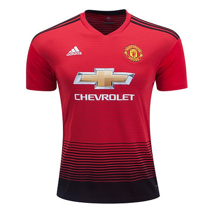 Men's Manchester United adidas Home Jersey 18/19 Colour Options