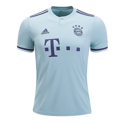Men's Bayern Munich adidas Away Jersey 18/19