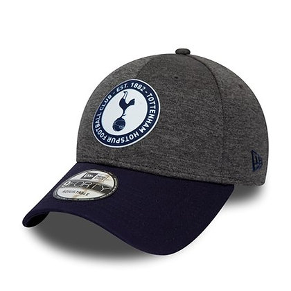 Tottenham Hotspur FC New Era Jersey Crown Grey 9FORTY Adjustable Hat