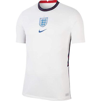 Men's England Stadium Home Nike Euro 2020 Blank Jersey