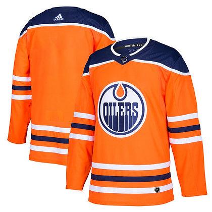 Men's Edmonton Oilers adidas adizero NHL Authentic Pro Home Jersey