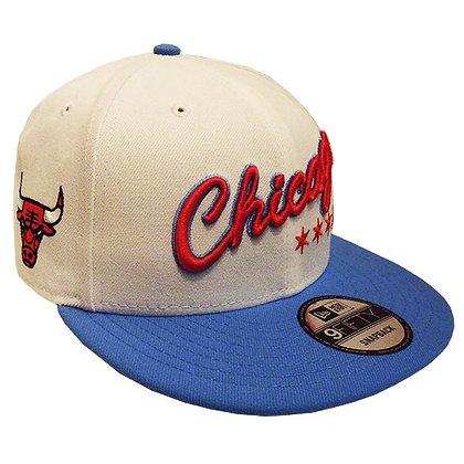 Men's Chicago Bulls New Era City Series Edition Snapback