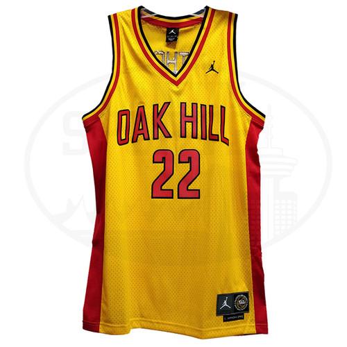 0f6abc27f6f Men s Carmelo Anthony 2002 Oak Hill  22 High School Jersey By Jordan