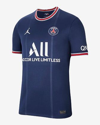 Men's Paris Saint Germain Nike Stadium Home Jersey 2021/22