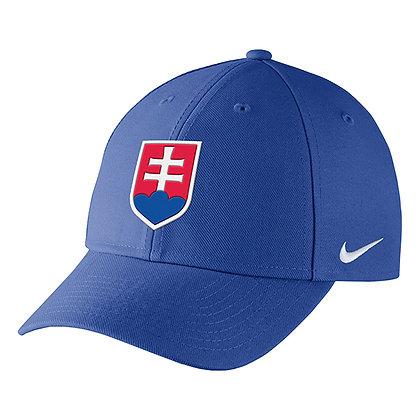 Team Slovakia 2019 IIHF WJC Nike DRI-FIT Adjustable Hat