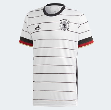 Men's Germany Home adidas Euro 2020 Blank Jersey