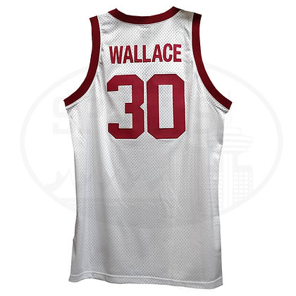 Men's Rasheed Wallace 1993 Simon Gratz #30 High School Jersey By Nike