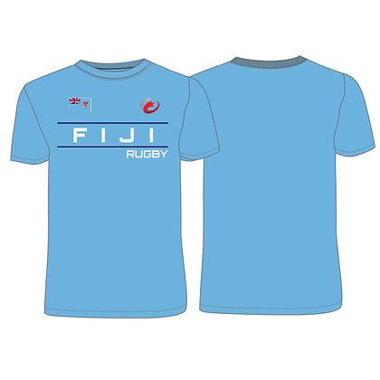 Men's Team Fiji World Rugby T-Shirt