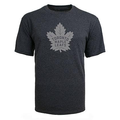 Men's Toronto Maple Leafs '47 Brand Heather Grey Carbon T-shirt