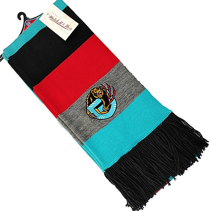 Vancouver Grizzlies Mitchell & Ness 2-sided Scarf