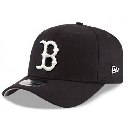 Men's New Era Boston White Sox Stretch 9FIFTY Snapback Adjustable
