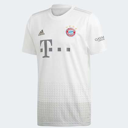 Men's Bayern Munich adidas Away Jersey 2019/20