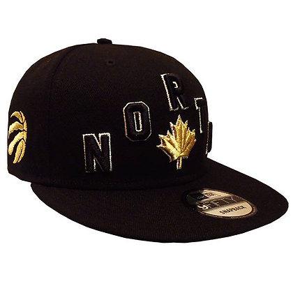 Men's Toronto Raptors New Era Matching Jersey We the North 9FIFTY Snapback