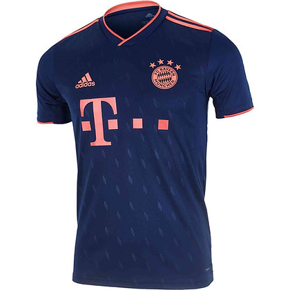 Men's Bayern Munich adidas Third Jersey 2019/20