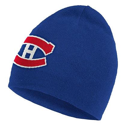 Montreal Canadiens Reverse Retro Blue adidas Cuffed Beanie / Toque