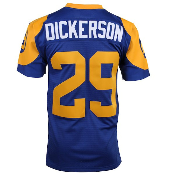 the best attitude 693be cba72 Men's Los Angeles Rams Eric Dickerson Mitchell & Ness Royal Vintage Jersey  | VancitysportsShop