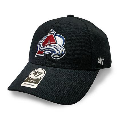 Colorado Avalanche '47 Brand MVP Adjustable Hat
