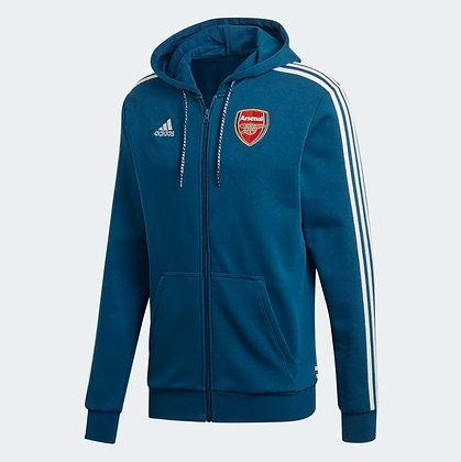 Men's Arsenal adidas Hooded Track Jacket 19/20
