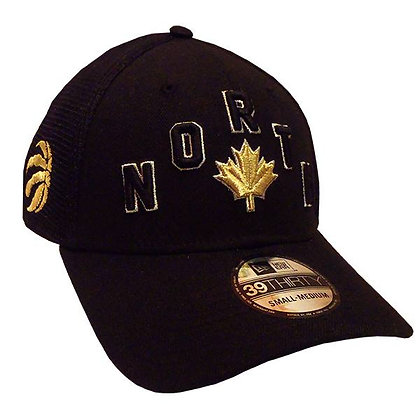 Men's Toronto Raptors New Era Matching Jersey We the North 39THIRTY Fitted Hat