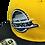 Thumbnail: Men's Vancouver Canucks Skate logo Yellow /Black Brim New Era 59FIFTY Fitted Hat