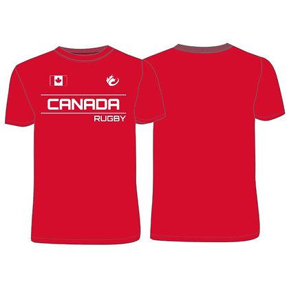 Men's Team Canada World Rugby T-Shirt