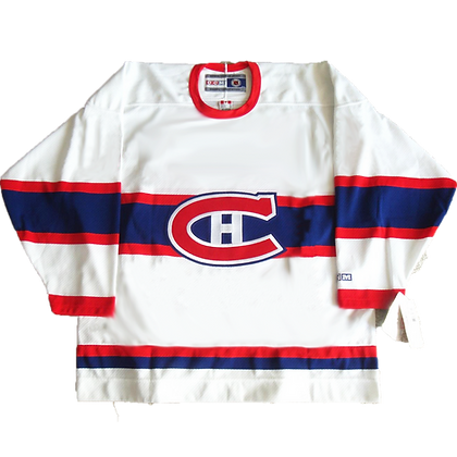 Men's Montreal Canadiens Centennial from 1946 CCM Jersey