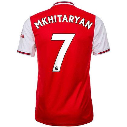 Men's Arsenal adidas Player Name Home Jersey 2019/20